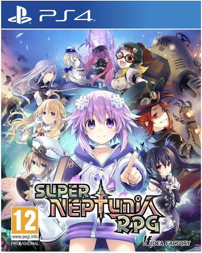 Super Neptunia RPG (PS4)