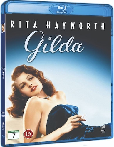 Gilda bluray