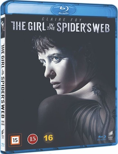 The Girl in the Spider's Web bluray
