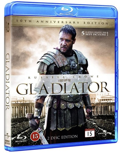 Gladiator - Special Edition (2-Disc) bluray