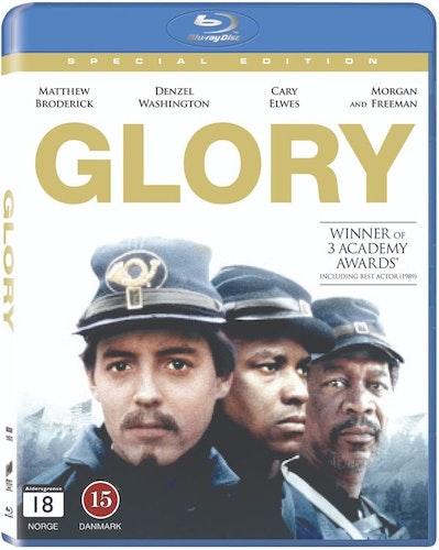 Glory/ärans män bluray