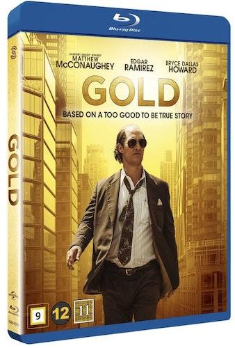 Gold (2016) bluray