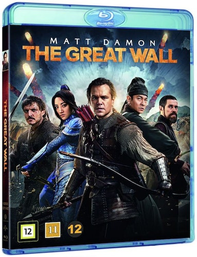The Great Wall bluray