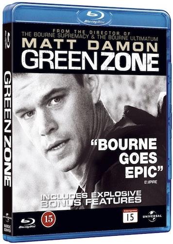 Green Zone bluray