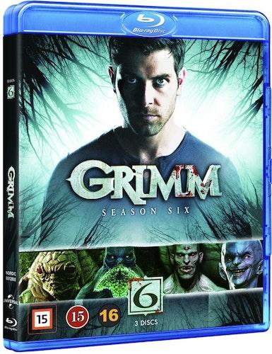Grimm - Säsong 6 bluray
