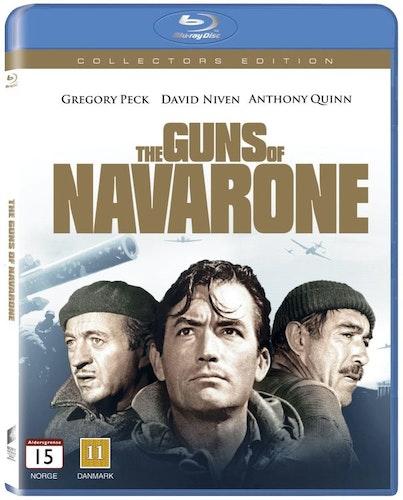 Kanonerna på Navarone bluray