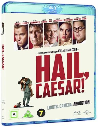 Hail, Caesar! bluray