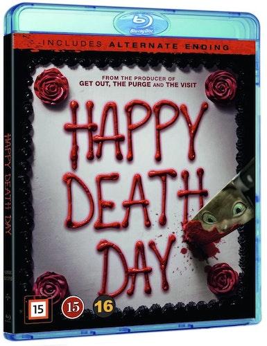 Happy Death Day bluray