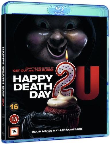 Happy Death Day 2U bluray