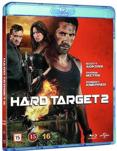 Hard Target 2 bluray