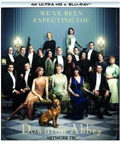 Downton Abbey � The Movie 4K Ultra HD + Blu-Ray (import)
