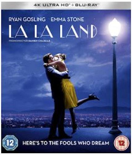 La La Land 4K Ultra HD + Blu-Ray (import)