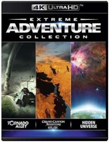 Imax Adventure 4K Ultra HD (import)