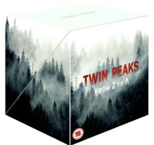 Twin Peaks - From Z to A Blu-Ray (import)