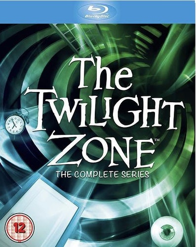 The Twilight Zone: The Complete Series bluray (import)