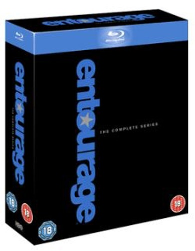 Entourage Season 1-8 Complete Collection Blu-Ray  (import)