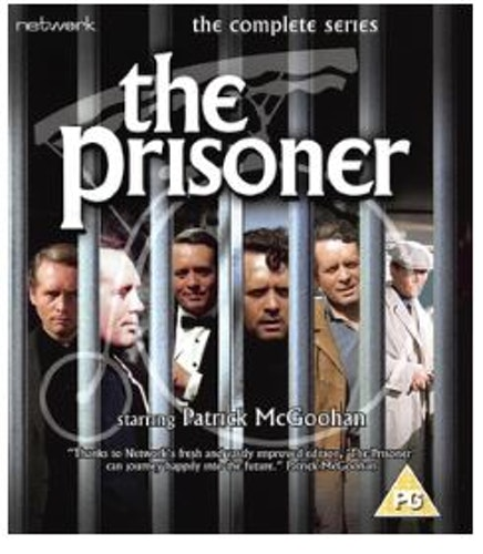 The Prisoner - The Complete Series Blu-Ray  1967 (import)