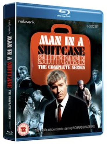 Man In A Suitcase - The Complete Series Blu-Ray (import)