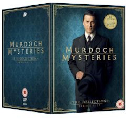 Murdoch Mysteries - Complete Series 1-11 (53 disc) (Import) DVD