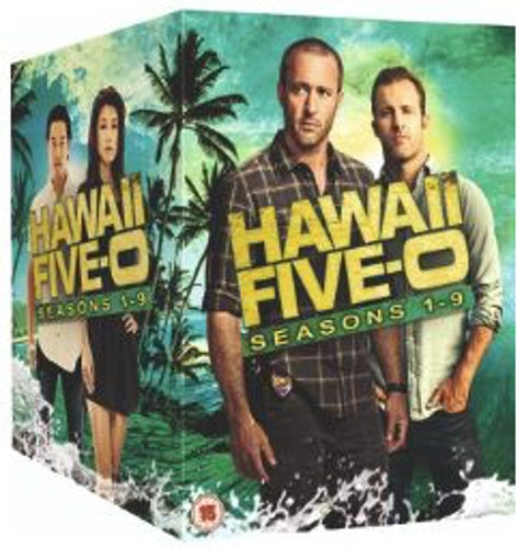 Hawaii Five-0 Remake - Seasons 1-9 (54-disc) (Import) DVD