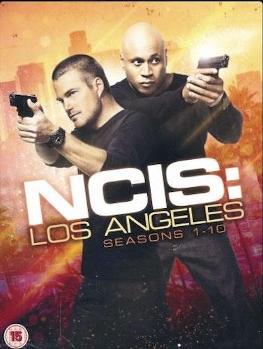 NCIS Los Angeles - Season 1-10 (60 disc) (Import) DVD
