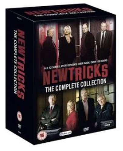 New Tricks Series 1 to 12 Complete Collection DVD (import)