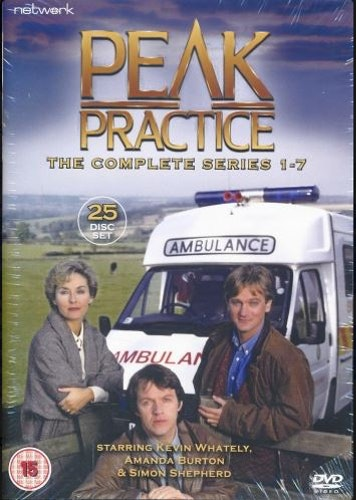 Peak Practice - The Complete Series 1-7 (25-disc) (Import) DVD