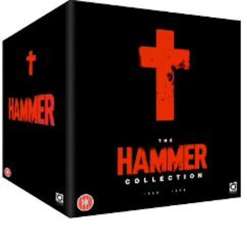 The Hammer Collection (20 Films) DVD (import)