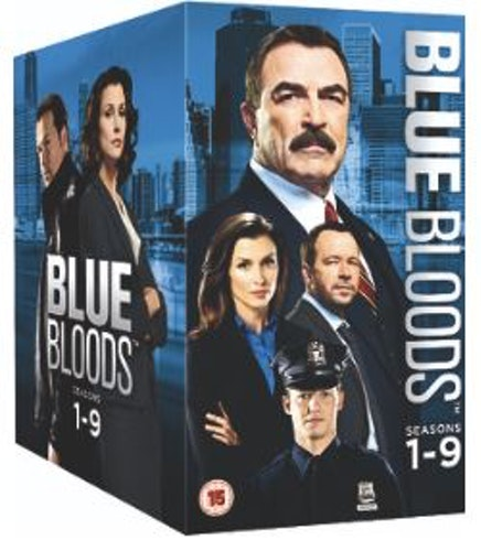 Blue Bloods Season 1 to 9 DVD (import)