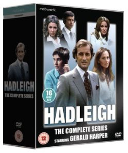Hadleigh - The Complete Series DVD (import)
