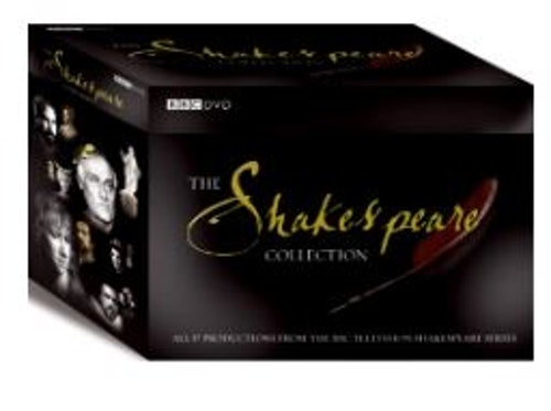 Shakespeare - Complete Works Of - BBC Classic Collection Box DVD (import)