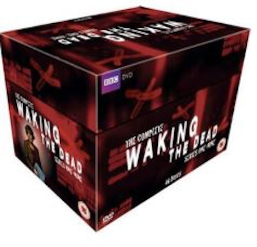 Waking the Dead - Series 1-9 (import) DVD