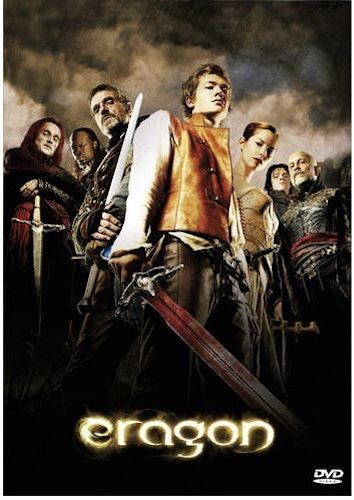 Eragon DVD (beg)