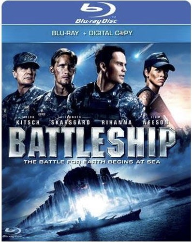 Battleship bluray (beg)