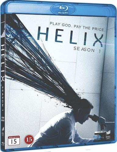 Helix - Säsong 1 bluray