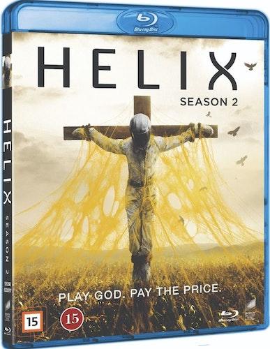 Helix - Säsong 2 bluray UTGÅENDE
