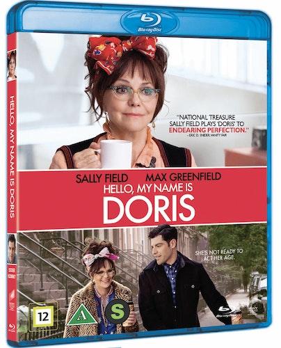 Hello, My Name Is Doris bluray
