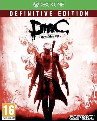DmC: Devil May Cry - Definitive Edition (Xbox One)