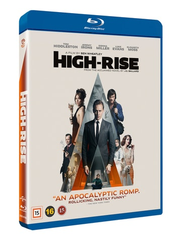 High-Rise bluray