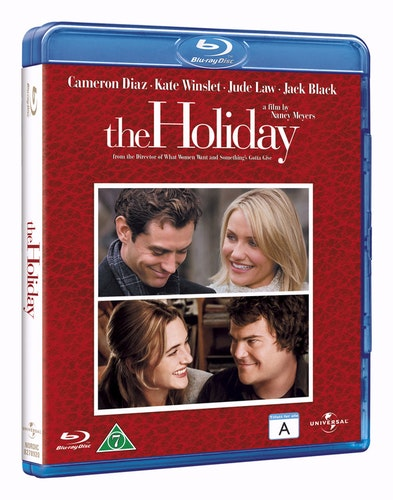 The Holiday bluray