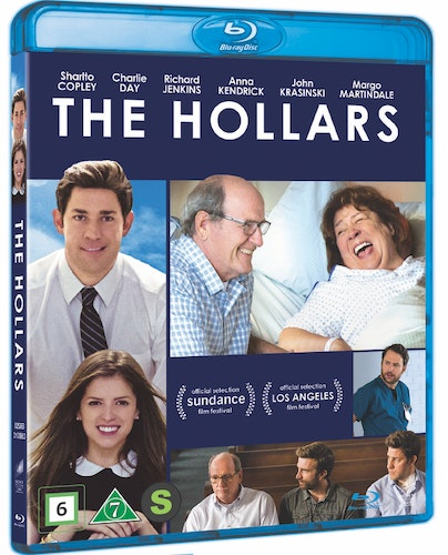 The Hollars bluray