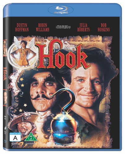 Hook bluray
