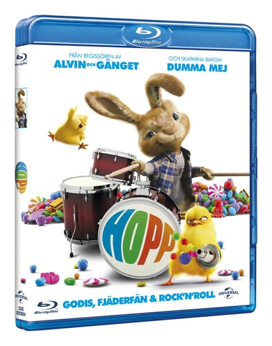 Hopp bluray
