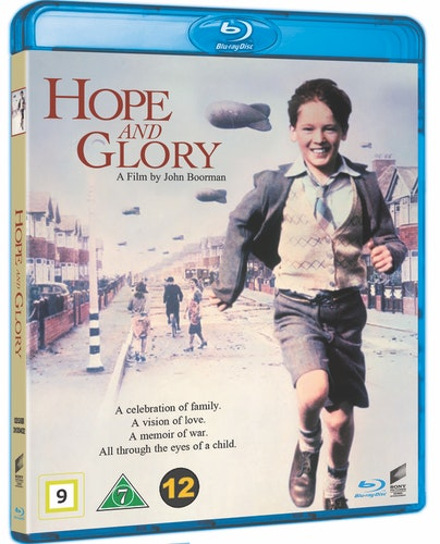 Hope and Glory bluray