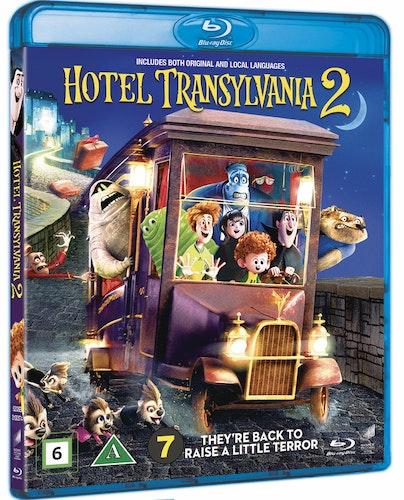 Hotell Transylvanien 2 bluray