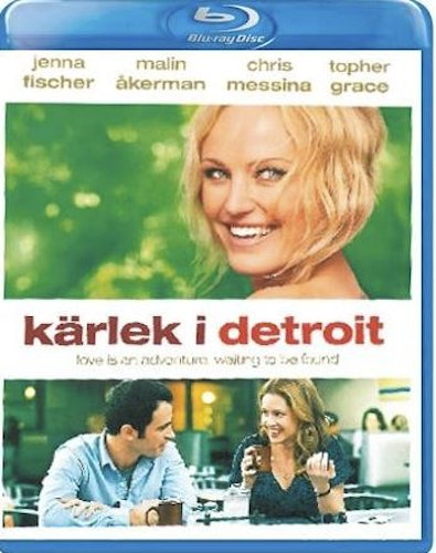 Kärlek I Detroit bluray (ny men ej inplastad)