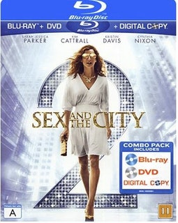 Sex and the City 2 bluray