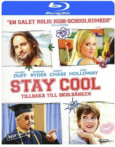Stay Cool bluray (ny men ej inplastad)