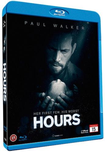 Hours bluray