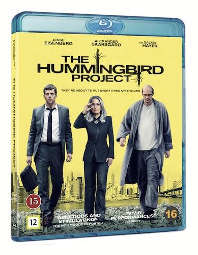 The Hummingbird Project bluray